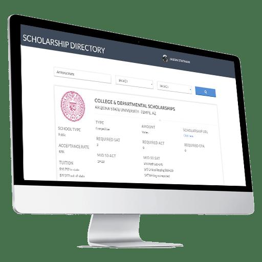 Merit Scholarship Directory Lead Magnet & Funnel